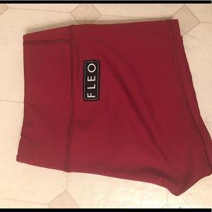 Fleo Shorts - Fleo shorts.